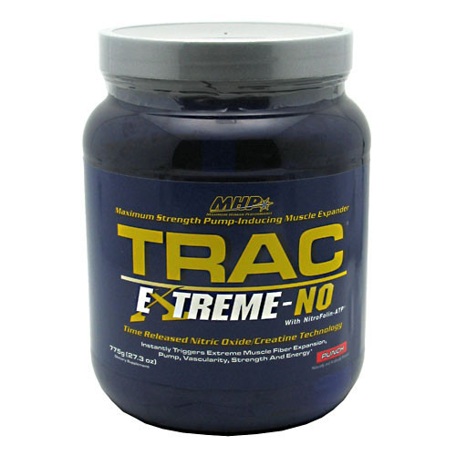 MHP, TRAC Extreme-NO, Punch, 775 g (27.3 oz)