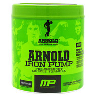 Arnold By Musclepharm Iron Pump, Fruit Punch,