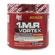 BPI 1.M.R. Vortex, Fruit Punch, 50 Servings