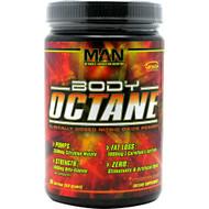MAN Sports, Body Octane, Strawberry Mango, 30 Servings