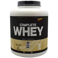 CytoSport Complete Whey Protein, Vanilla Bean, 5 lbs (2268 g)