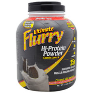 Advance Nutrient Science, Ultimate Flurry Hi-Protein Powder, Cookie Lovers, 5 lbs (2270g)