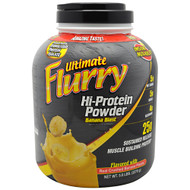 Advance Nutrient Science, Ultimate Flurry Hi-Protein Powder, Banana Blast, 5 lbs (2270g)