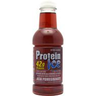 Advance Nutrient Science, Protein Ice, Acai Pomegranate, 12 - 20fl oz (591mL) Bottles