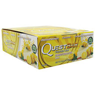 Quest Nutrition Quest Natural Protein Bar, Lemon Cream Pie, 12 - 2.12oz (60g) Bars