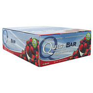 Quest Nutrition Quest Protein Bar, Mixed Berry Bliss, 12-2.12 oz (60g) Bars