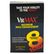 Virmax, Maximum Male Enhancement, 30 Tablets, 30 Tablets