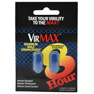 Virmax, Maximum Male Enhancement, 2 Tablets, 2 Tablets