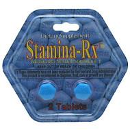 Hi-Tech Pharmaceuticals, Stamina Rx, 24 - 2 tablet packs, 24 - 2 tablet packs