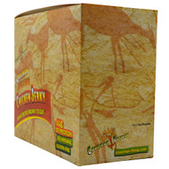 Caveman Foods, Chicken Jerky, Spicy BBQ, 12-1 oz Pouches