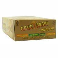 Caveman Foods, Caveman Bar, Maple Nut, 15 Bars