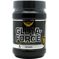 ABB, Gluta-Force, Unflavored, 1.1 lb (500g)