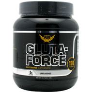 ABB, Gluta-Force, Unflavored, 2.2 lb (1 kg)