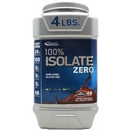 Inner Armour Blue, 100% Isolate Zero, Milk Chocolate, 4 lbs (1.8kg)