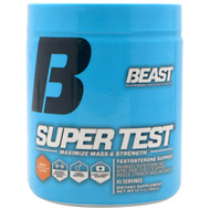 Beast Sports Nutrition, Super Test, Iced T, 45 Servings