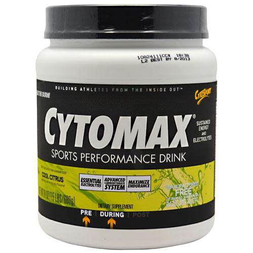 CytoSport, Cytomax, Cool Citrus, 24 oz (680 g)