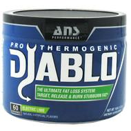 ANS Performance, Diablo, Electric Lime, 60 Servings