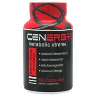 Cenergy Nutrition, Metabolic Extreme, 60 Capsules, 60 Capsules