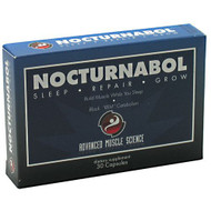 Advanced Muscle Science Nocturnabol, 30 capsules