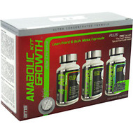 Advanced Muscle Science Pro Anabolic Growth Kit, 180 Tablets