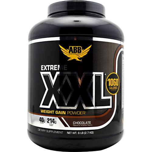 ABB, Extreme XXL, Chocolate, 6 lbs (2.7 kg)