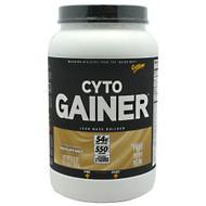 CytoSport CytoGainer, Chocolate Malt, 3.31 lb (1500 g)