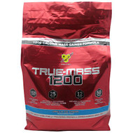 BSN True Mass 1200, Vanilla Ice Cream, 10.25 lbs. (4.65 kg)