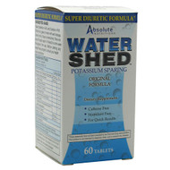 Absolute Nutrition, Water Shed, 60 Tablets, 60 Tablets