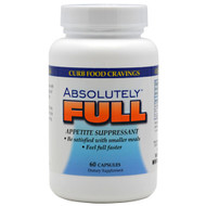 Absolute Nutrition, Absolutely Full, 60 Capsules, 60 Capsules