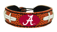 Alabama Crimson Tide Bracelet - Classic Football