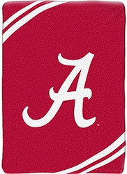 "Alabama Crimson Tide 60""x80"" Royal Plush Raschel Throw Blanket"