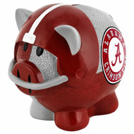 Alabama Crimson Tide Piggy Bank - Thematic Large