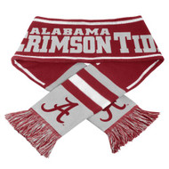 Alabama Crimson Tide Wordmark Scarf