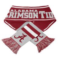Alabama Crimson Tide Wordmark Scarf