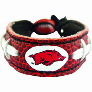 Arkansas Razorbacks Bracelet - Classic Football