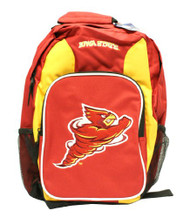 Iowa State Cyclones Back Pack - Red Southpaw Style