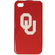 Oklahoma Sooners iPhone Faceplate