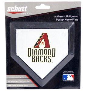Arizona Diamondbacks Authentic Hollywood Pocket Home Plate