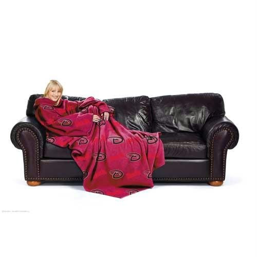 "Arizona Diamondbacks 48""x71"" Comfy Throw"