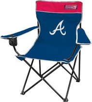 Atlanta Braves Coleman Quad Chair