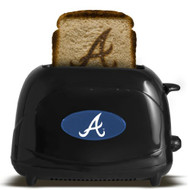 Atlanta Braves Toaster - Black