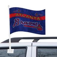 Atlanta Braves Car Flag