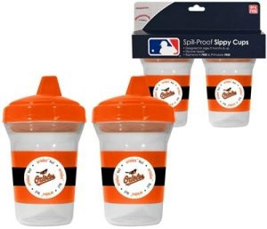 Baltimore Orioles Sippy Cup - 2 Pack