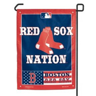 "Boston Red Sox 11""x15"" Garden Flag - Red Sox Nation"