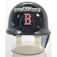 Boston Red Sox 2007 World Series Champion Mini Batting Helmet