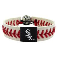 Chicago White Sox Baseball Bracelet - Classic Style