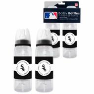 Chicago White Sox Baby Bottles - 2 Pack