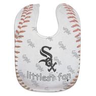 Chicago White Sox Baby Bib - Full Color Mesh