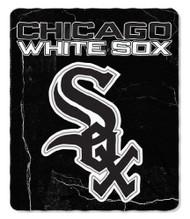 Chicago White Sox 50x60 Fleece Blanket - Wicked Design