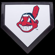 Cleveland Indians Authentic Hollywood Pocket Home Plate